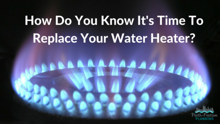 How Do You Know It's Time To Replace Your Water Heater?